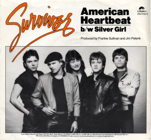 Survivor American Heartbeat