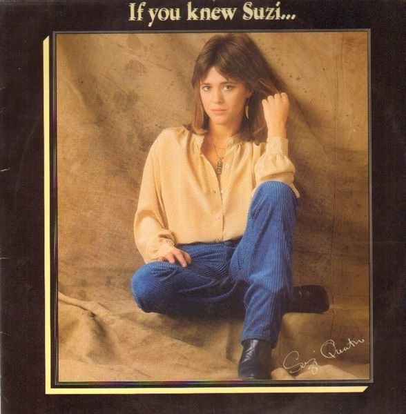 #<Artist:0x007f9eec3809b8> - If You Knew Suzi