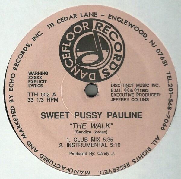 Sweet Pussy Pauline