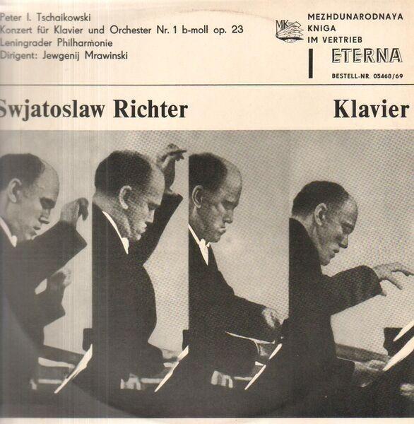 #<Artist:0x00007f4deb297d28> - Konzert für Klavier und Orch Nr.1 b-moll