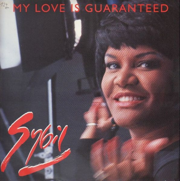 SYBIL - My Love Is Guaranteed - 12 inch x 1