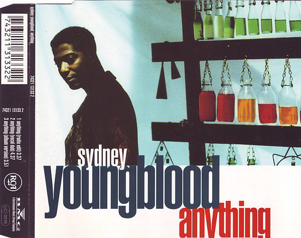 SYDNEY YOUNGBLOOD - Anything - CD single