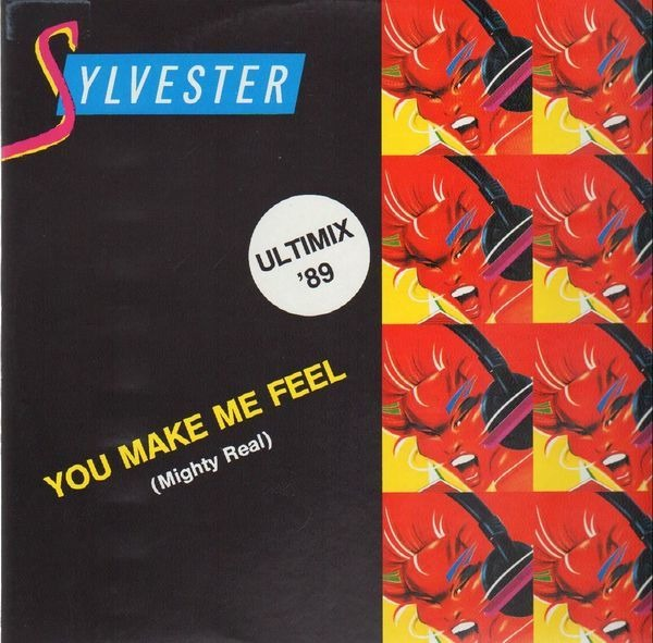 Sylvester you make me feel (mighty real) (ultimix '89) (label sleeve)