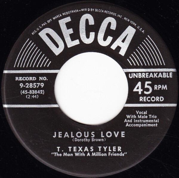 Jealous Love