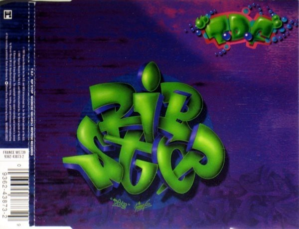 T.D.F. - Rip Stop (CD2) - CD single