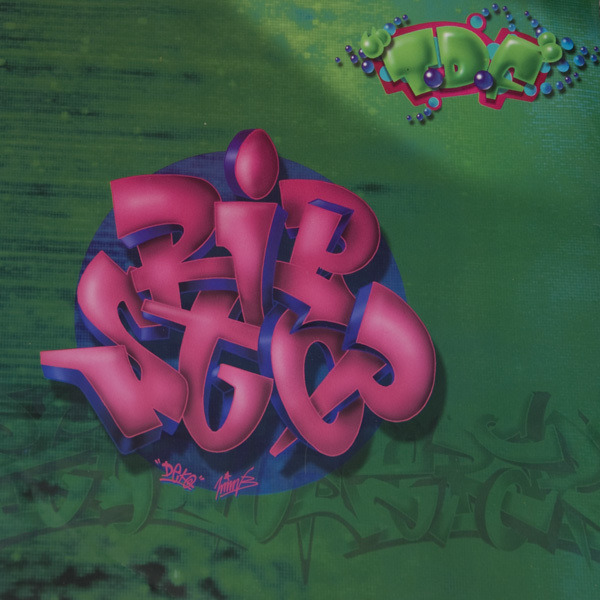 T.D.F. - Rip Stop - 12 inch x 1