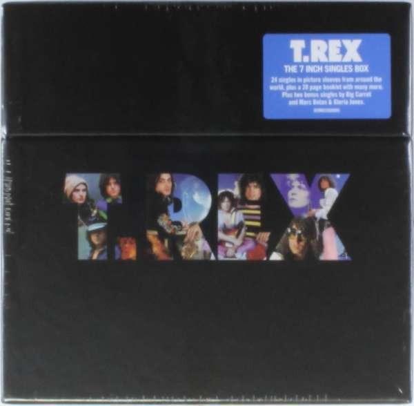 #<Artist:0x007f0b18aa69f8> - 7 Inch Singles Box Set