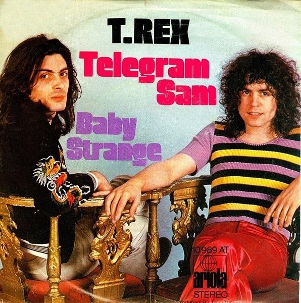 #<Artist:0x007f9b6b3b23e8> - Telegram Sam / Baby Strange