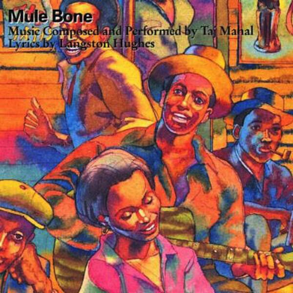 #<Artist:0x007f98450338a8> - Mule Bone