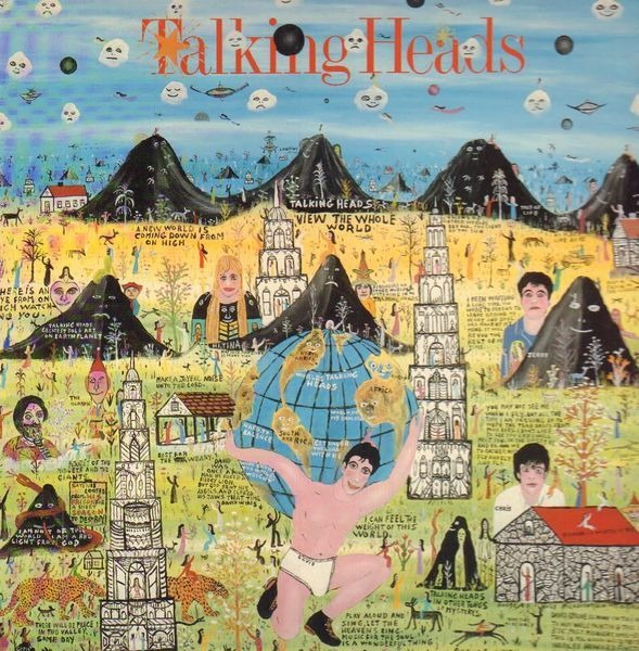 TALKING HEADS - Little Creatures (CLUB EDITION) - LP