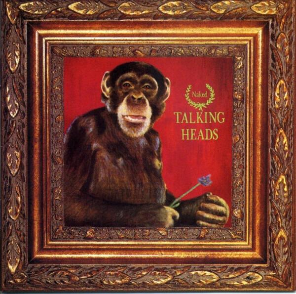 TALKING HEADS - Naked - CD