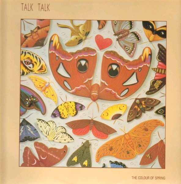 Talk Talk - The Colour Of Spring CD