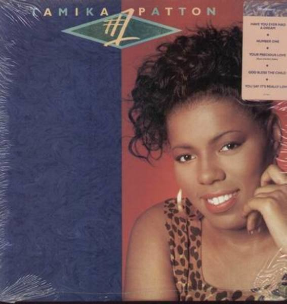 TAMIKA PATTON - #1 - LP