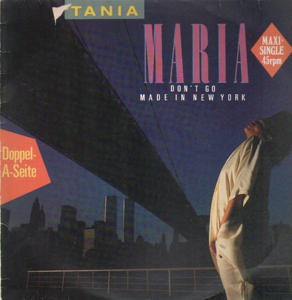Tania Maria Don't Go / Made In New York