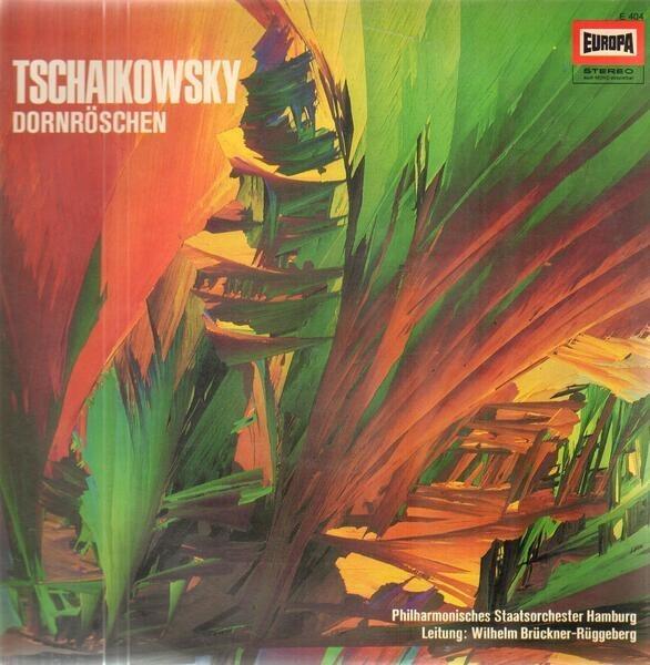 """#<Artist:0x00007f8669cf9f30> - Balletmusik Zu """"Dornröschen"""""""