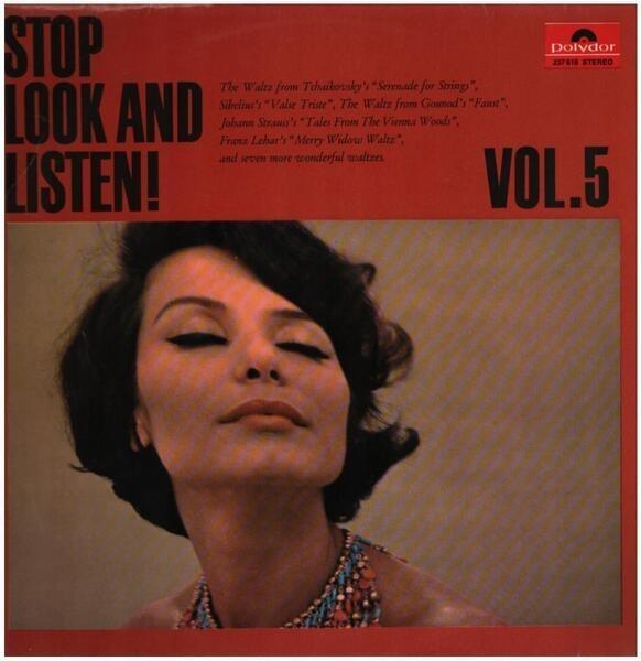 #<Artist:0x00007fd8e44211d8> - Stop Look and Listen Vol.5
