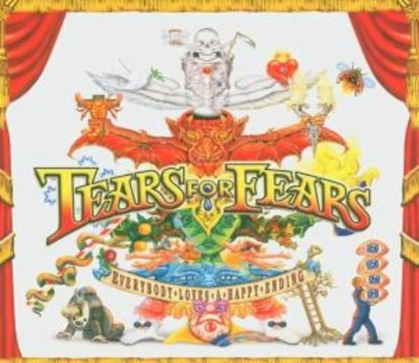 TEARS FOR FEARS - Everybody Loves A Happy Ending (DIGISLEEVE) - CD