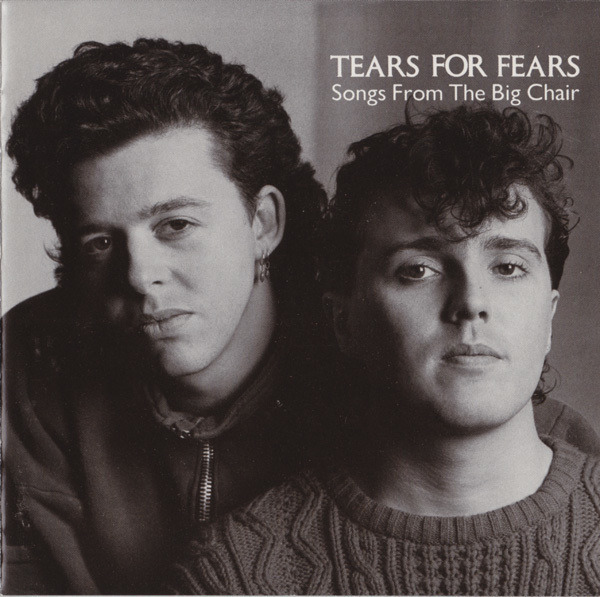 TEARS FOR FEARS - Songs From The Big Chair - CD