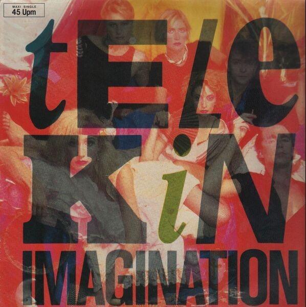 TELEKIN - Imagination - Maxi x 1
