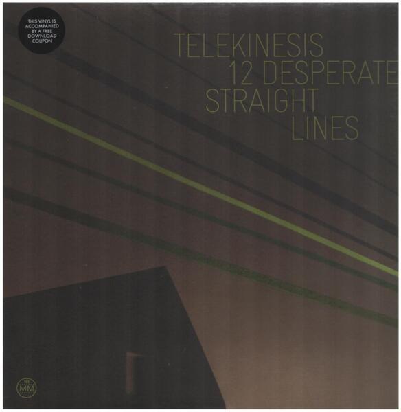 #<Artist:0x00007fd8ec3854b0> - 12 Desperate Straight Lines