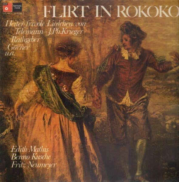 #<Artist:0x007f192009b588> - Flirt In Rokoko