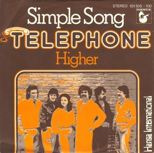 Telephone Simple Song