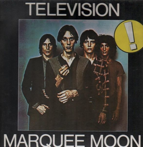 Television Marquee Moon Vinyl Records Lp Cd On Cdandlp