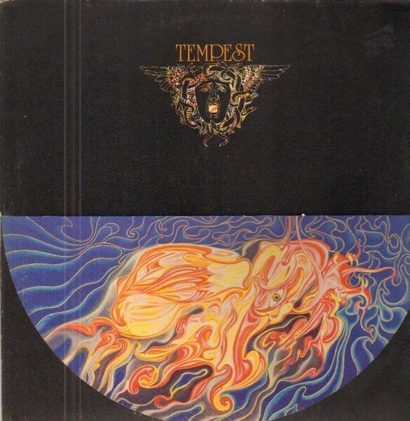 TEMPEST - Tempest (OG UK PRESSING) - LP
