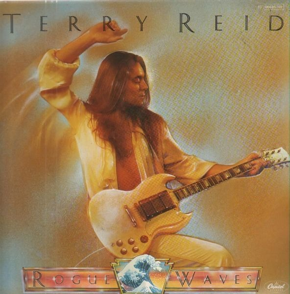 terry reid rogue waves (+ booklet)
