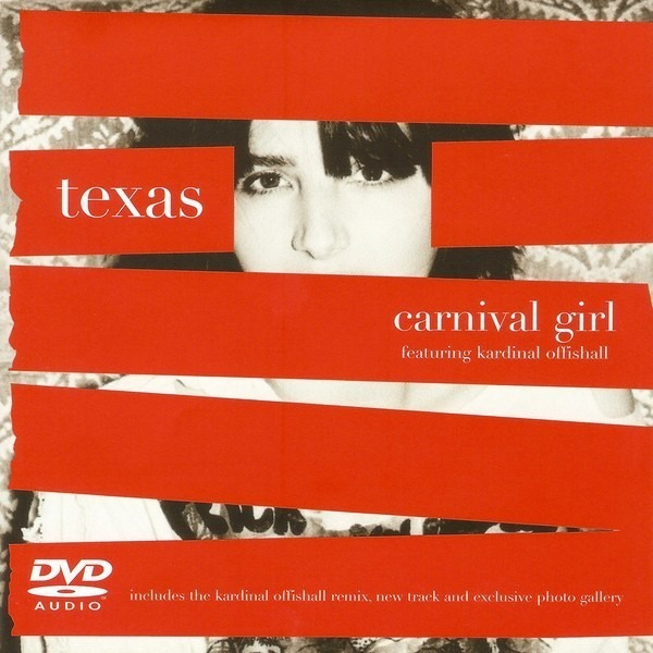 TEXAS - Carnival Girl - DVD