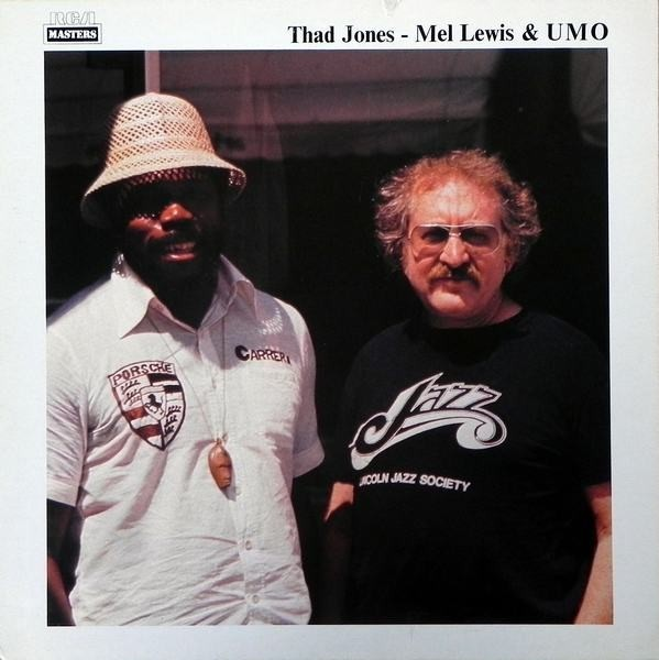 Thad jones mel lewis umo thad jones lp recordsale artist0x007fd6bb750668 thad m4hsunfo