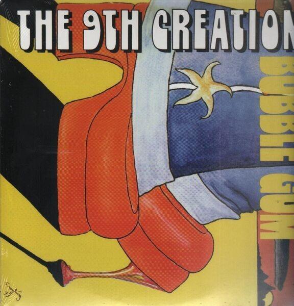 THE 9TH CREATION - Bubble Gum (STILL SEALED) - LP