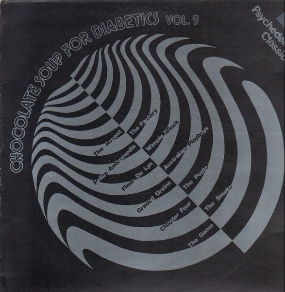 THE ACCENT, THE FACTORY, FELIUS ANDROMEDA, A.O. - Chocolate Soup For Diabetics Vol. 3 - 33T