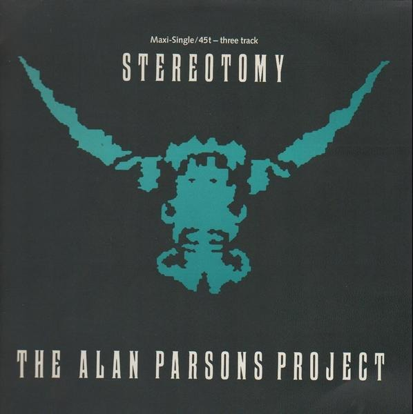 THE ALAN PARSONS PROJECT - Stereotomy - 12 inch x 1