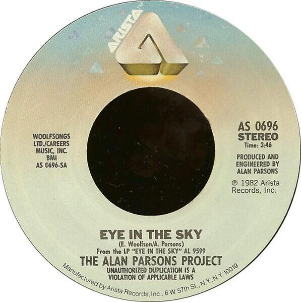 #<Artist:0x007f278901f7e0> - Eye in the Sky