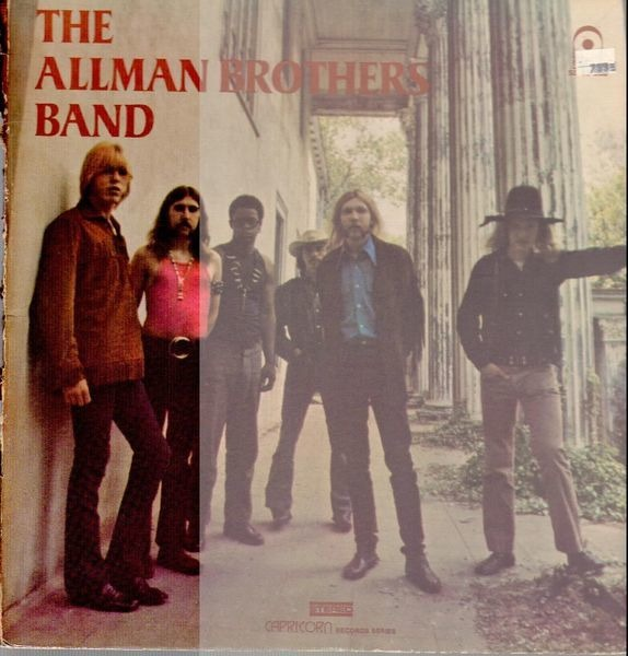 Allman Brothers Band - The Allman Brothers Band (gatefold/pr)