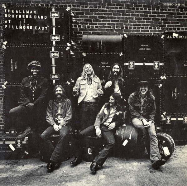 The Allman Brothers Band At Fillmore East - Allman Brothers Band