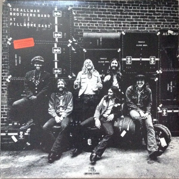 Allman Brothers Band - The Allman Brothers Band At Fillmore East (gatefold)