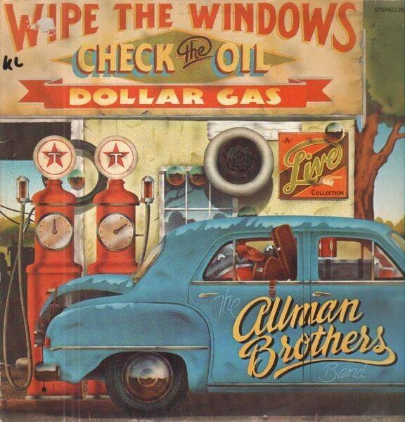 #<Artist:0x00007fce8e81b960> - Wipe the Windows, Check the Oil, Dollar Gas