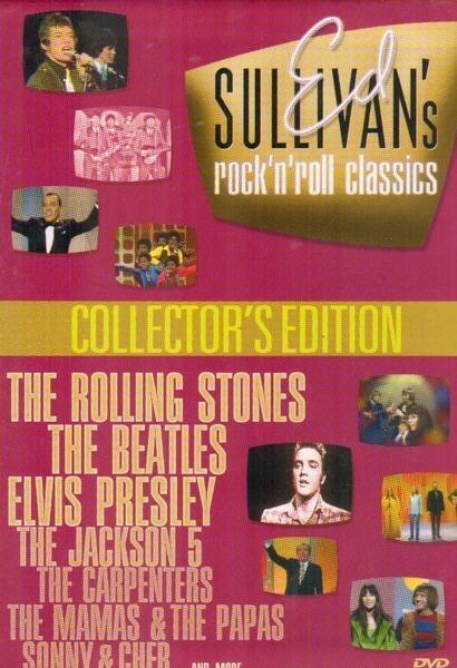 The Beatles / The Suprems Ed Sullivan's Rock 'N' Roll Classics (STILL SEALED)