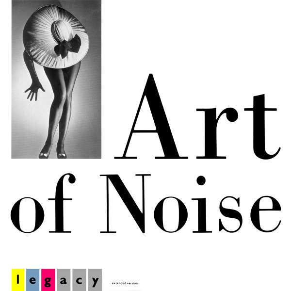 THE ART OF NOISE - Legacy - Maxi x 1