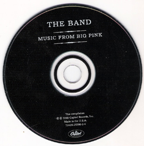 The Band Music From Big Pink (EXPANDED)