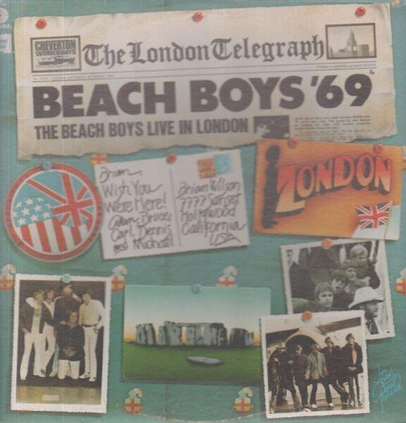 #<Artist:0x007f339f3441d8> - Beach Boys '69