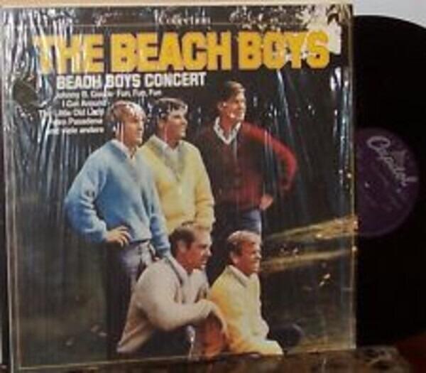 #<Artist:0x00007fd8d01c96d8> - Beach Boys Concert