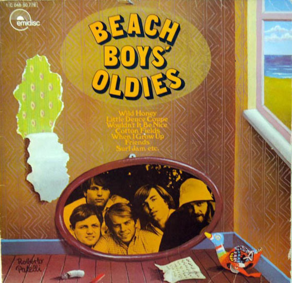 #<Artist:0x00007f8115697128> - Beach Boys' Oldies