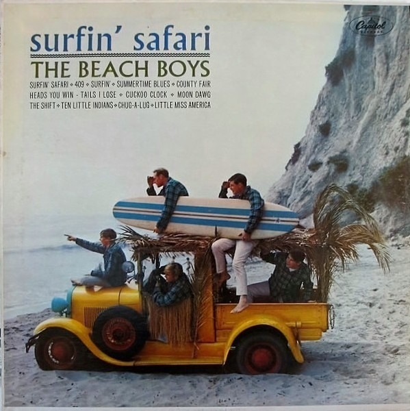 #<Artist:0x007f4829d01a60> - Surfin' Safari