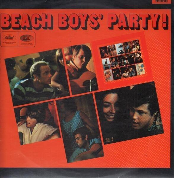 #<Artist:0x007fe34fb8ab20> - Beach Boys' Party!