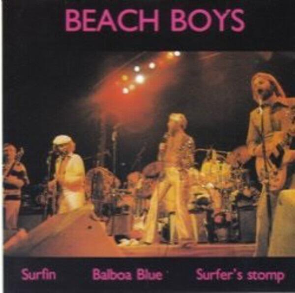 #<Artist:0x007faf3fe10d70> - Beach Boys