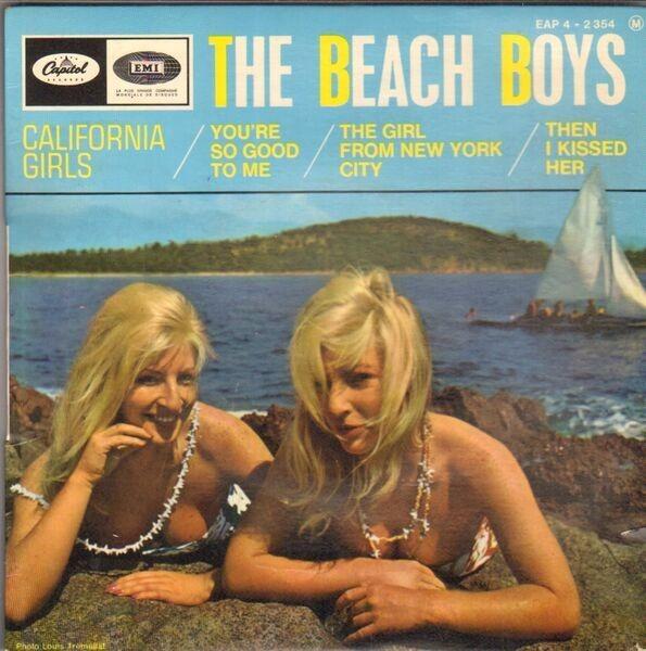 #<Artist:0x00007f861b28bd30> - California Girls