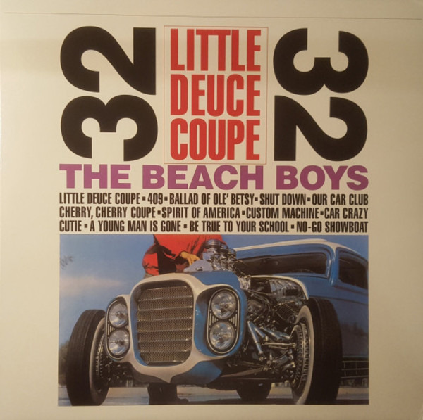 #<Artist:0x00007fce8d33ca30> - Little Deuce Coupe